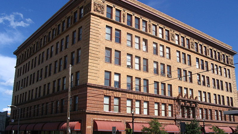 Madison County Chamber of Commerce Building