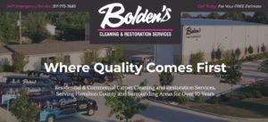 Boldens Fire Restoration Company